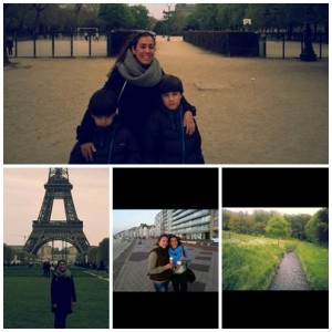 Alicia Au Pair Holanda