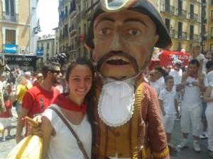 AuPairSpain Veronica summer 2015 Pamplona