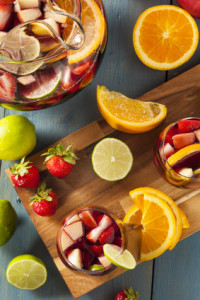 Spanish cliches Sangria