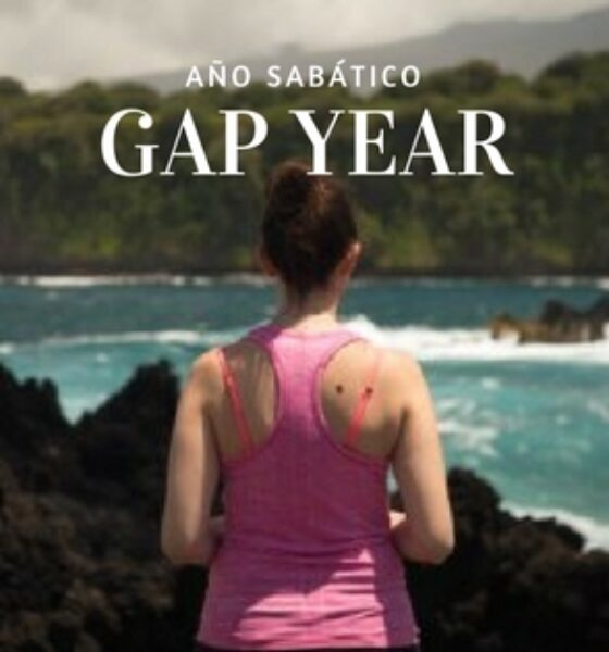 GAP year o Año sabático