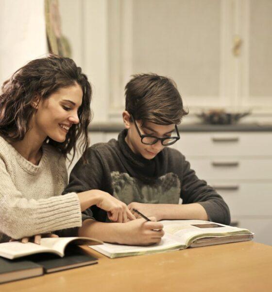La llegada de la au pair a la familia de acogida